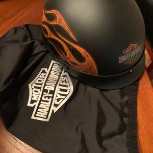 Harley Men's helmet